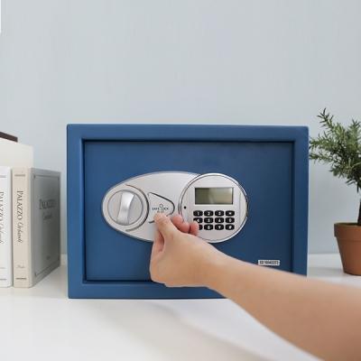 [세이프락]디지털금고(BL-20) LCD금고/번호키/마스터번호/2단분리선