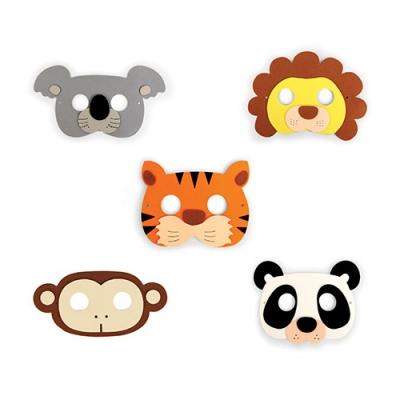 Jungle Masks(5Set)