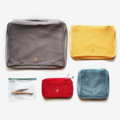 Travel Partition Pouch set