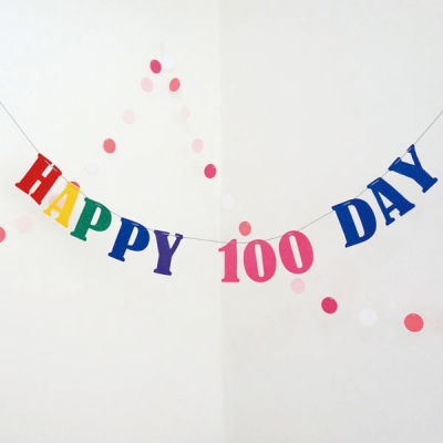 100DAY / 1ST 가랜드