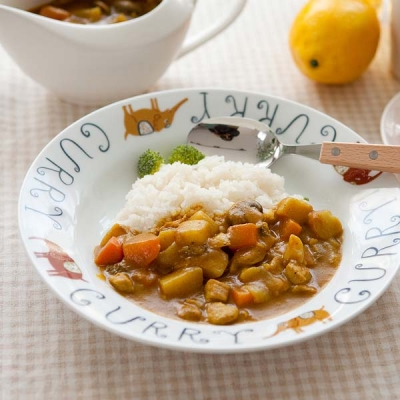 curry plate
