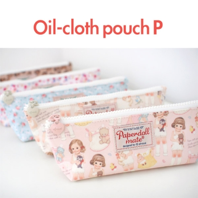 Oil-cloth pouch P