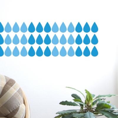 북유럽패턴-물방울