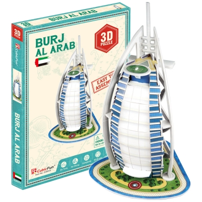 [S3007h] 버즈 알 아랍 호텔 - 아랍에미리트