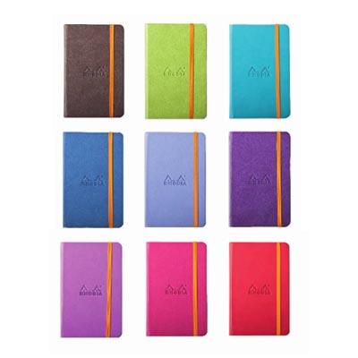 로디아 라마 웹노트 A6 라인 - 유선 (9가지 색상중 선택)