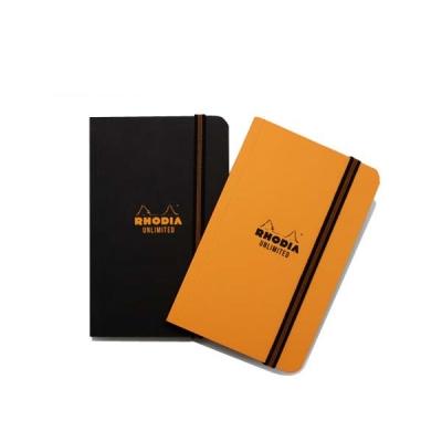 로디아 언리미티드 노트북 822528 (오렌지,블랙)