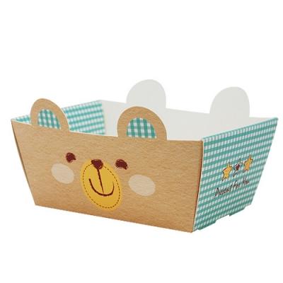 애니멀트레이(비닐타이세트) - 곰