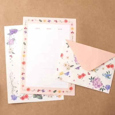 Floral Letter Set_ 꽃다발