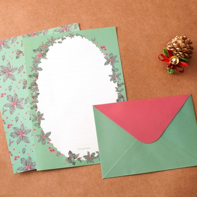 Floral Letter Set_ 홀리