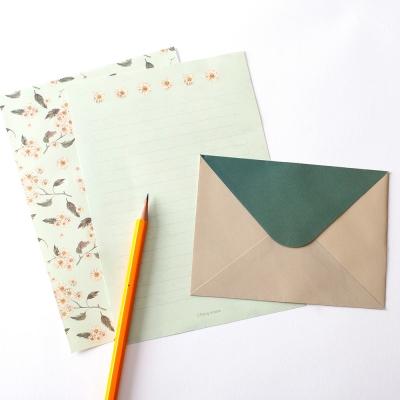 Floral Letter Set_ 소국