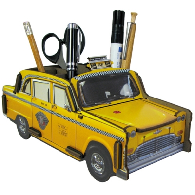 Pencil box-new york taxi