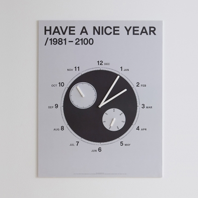HAVE A NICE YEAR 1981-2100