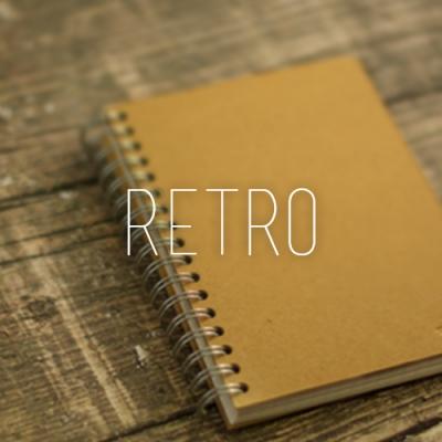 Natura basic note_retro