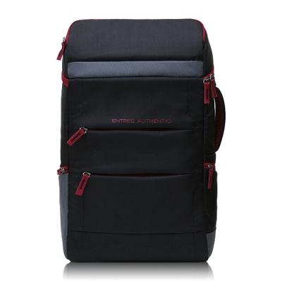 앙뜨레 SH-4007 노트북백팩 남녀공용 백팩 캐주얼백팩 #4007BK