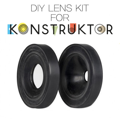 Konstruktor DIY Close up&Macro Lens Kit-컨스트럭터용 접사렌즈킷
