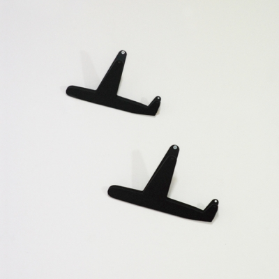 Flying hook (Black)