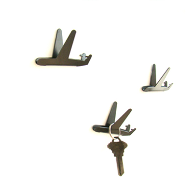 Mini flying hook (Black)
