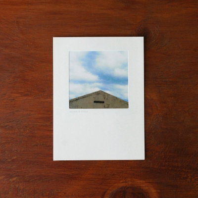 3x3 PHOTO FRAME (WHITE)