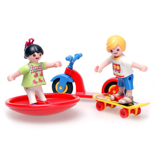 PLAY! PLAYMOBIL