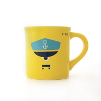 [Epicase]Mugs500 Dokabee by Jahng, Hyoungjoon (Yellow)