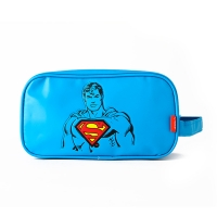 Superman Mens Wash Bag