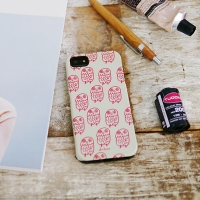 [duboo] Owl iPhone 5/5s Case