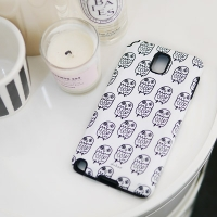 [duboo] Owl Galaxy Note3 Case