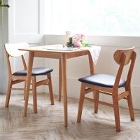 뉴베니즈 2인 식탁세트/의자