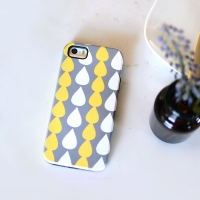 [duboo] Drops Grey iPhone 5/5s Case