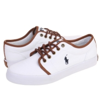 ���(POLO) ETHAN LOW WHITE(womens) 999819KGA-W