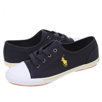 ���(POLO) BABSON GORE NAVY/YELLOW PONY(womens) 999823KGA-W