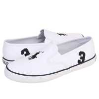 ���(POLO) SERENA WHITE/NAVY(womens) 999800KGA-W