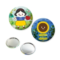 [with Smith] POCKET mirror