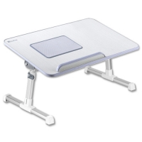 노트북 테이블 베드트레이 각도 높이 조절 쿨링팬 테이블 X-Gear