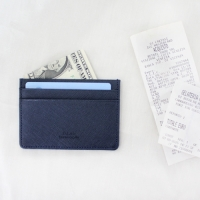 D.LAB Leather simple card holder - 3 type