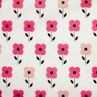 ������ BIG Cherry Blossoms pattern cotton