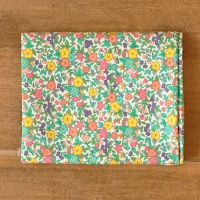 Wild Flower Bouquet pattern cotton