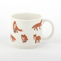 DailyMug ver.2 - 05 Winter fox