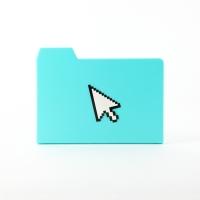 Mail Folder - BL(블루)