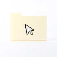 Mail Folder - WH(화이트)