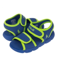 ���(POLO) TIDE ROYAL BLUE,NEOPRENE-GREEN(infant) 991121GB-I