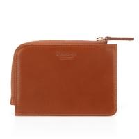 fennec mini wallet - 001 brown