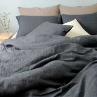ǻ�� ���ݱ׷��� ����ħ��(Pure Linen Bedding)