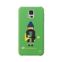 [EPICASE] Art case for GalaxyS5, Street musician