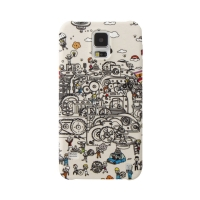 [EPICASE] Art case for GalaxyS5, Machine country