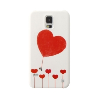[EPICASE] Art case for GalaxyS5, Girl & Heart