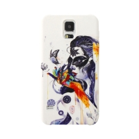 [EPICASE] Art case for GalaxyS5, Flower