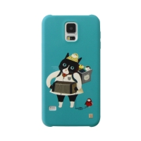 [EPICASE] Art case for GalaxyS5, Flow cat