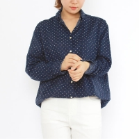 Cotton Pocket SHIRT (2-color)