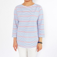 pencil-stripe T (3-color)